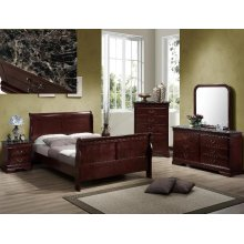 5-Piece Louis Philip Bedroom Set