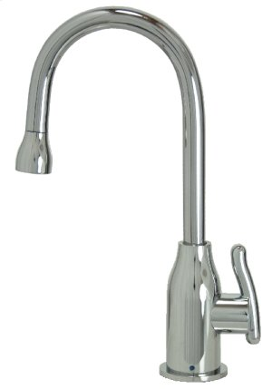 Francis Anthony Collection - Point-of-Use Drinking Faucet with Modern Curved Body & Handle - Polished Chrome Product Image