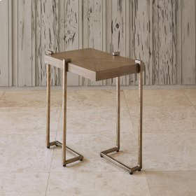 Clip Pull Up Table - Driftwood