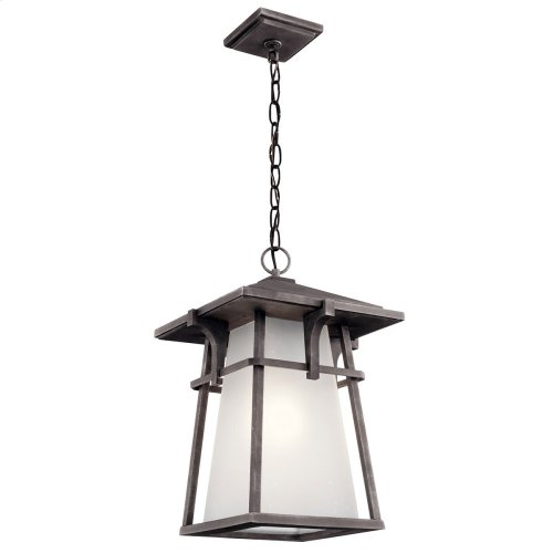 Beckett Collection Beckett 1 light Outdoor Pendant WZC