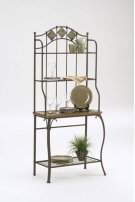 Lakeview Baker's Rack Slate Top Product Image