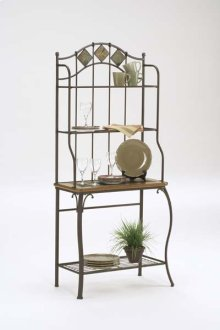 Lakeview Baker's Rack Slate Top