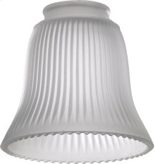 2.25'' FROST RIBBED BELL