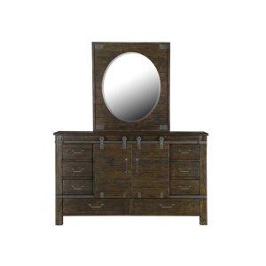 Magnussen HomePortrait Oval Mirror