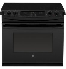 "GE® 30"" Drop-In Electric Range"