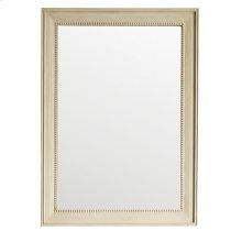 "Bristol 29"" Rectangular Mirror, Vintage Vanilla"