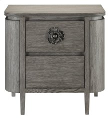 Briallen Gray Nightstand