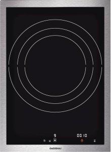 """Vario 400 series induction wok VI 414 611 Stainless steel frame Width 15"""""""