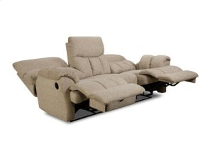 SOUTHERN MOTION 813PRG Re-Fueler Savy Latte Power Double Reclining Sofa, Power Double Reclining Loveseat & Power Rocker Recliner Group