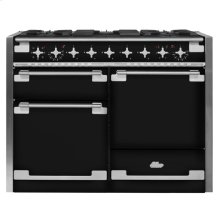 Gloss Black AGA Elise Dual Fuel Range  AGA Ranges