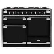 Gloss Black AGA Elise Dual Fuel Range  AGA Ranges
