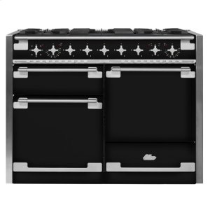 Gloss Black AGA Elise Dual Fuel Range  AGA Ranges - GLOSS BLACK