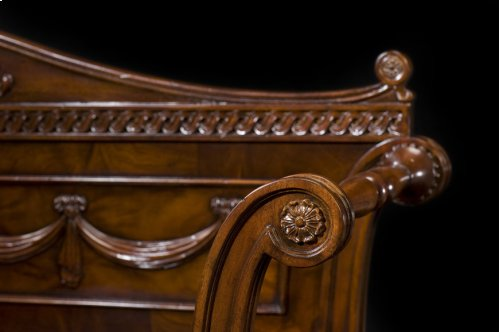 The Spencer Hall Settee