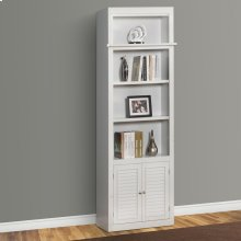 Boca 32 in. Open Top Bookcase