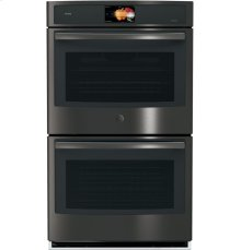 "GE Profile™ Series 30"" Built-In Double Convection Wall Oven"