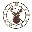 Winchester Deer Wall Clock Product Image