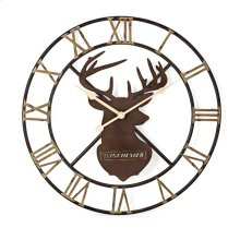 Winchester Deer Wall Clock