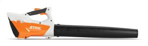 Stihl BGA45 Battery-Powered Blower with an integrated Lithium-Ion Battery