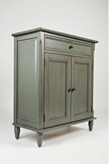 Avignon Storm Grey Accent Chest