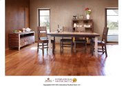 3569 Dining Table - KD System Product Image