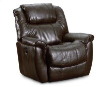 Montgomery Rocker Recliner with Seam Flange