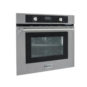 """VeronaStainless Steel 30"""" Self Cleaning Electric Oven (30 x 24)"""