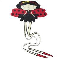 Ladybug Girl 3D Kite Product Image