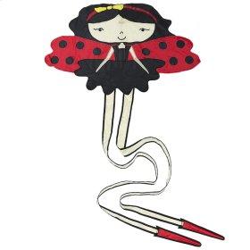 Ladybug Girl 3D Kite