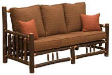 Log Frame Sofa Standard Fabric