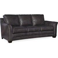 Bradington Young Carroll Stationary Sofa 8-Way Hand Tie 643-95 Product Image