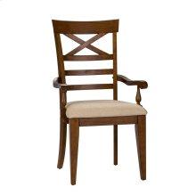 X Back Arm Chair (RTA)