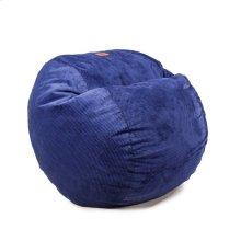 Full Chair - Chenille - Navy Blue