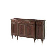 Directoire Side Cabinet