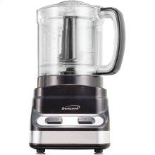 3-Cup Mini Food Processor (Black)