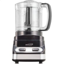 3-Cup Mini Food Processor (Black)
