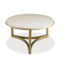 368-830 Niko Cocktail Table - Travertine
