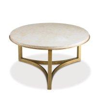 368-830 Niko Cocktail Table - Travertine