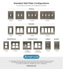 Candler 2 Toggle Wall Plate