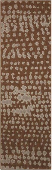 Loom Select Neutrals Ls14 Earth Runner 2'3'' X 7'5''