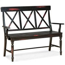 Roanoke X-Back Arm Bench