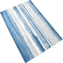 Azure Watercolor Rug