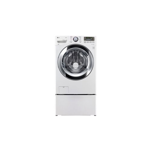 4.5 cu. ft. Ultra Large Capacity with Steam Technology SCRATCH and DENT SPECIAL CLEARANCE ONE ONLY # 716771