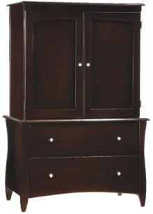 Spice Chocolate Clove Armoire