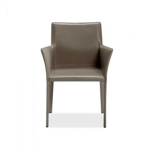 Jada Arm Chair - Taupe