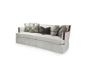 Nail Trim Callisto Sofa - Pillow Back & Skirt