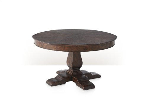 Victory Oak Jupe II Dining Table - 54-72 In. 'jupe' Table