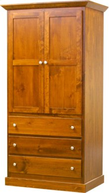 Polo Large Armoire
