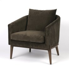 Imperial Shadow Cover Brushed Burnt Oak Finish Copeland Chair