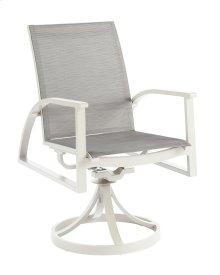 Claidon Swivel Dining Chair