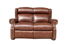 Benwick Chocolate Loveseat